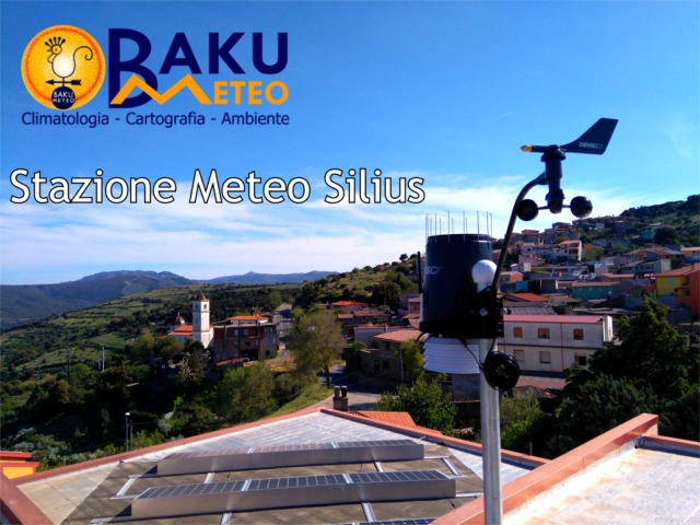 Stazione Meteo Silius